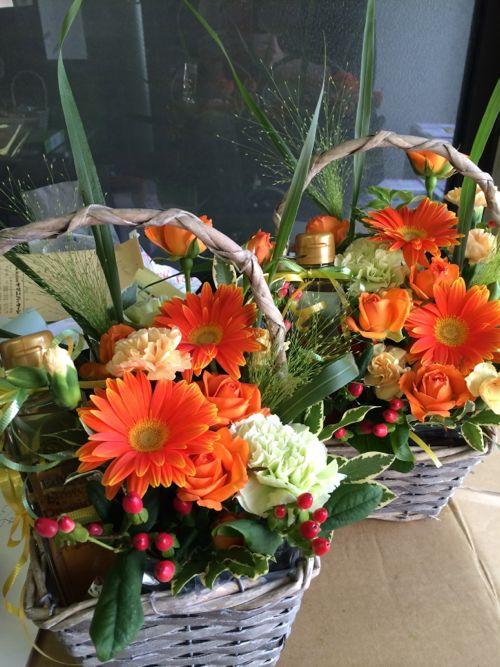 花ギフト|フラワーギフト|誕生日 花|カノシェ話題|スタンド花|ウエディングブーケ|花束|花屋|IMG_5100