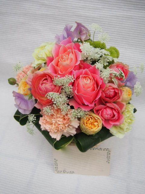 花ギフト|フラワーギフト|誕生日 花|カノシェ話題|スタンド花|ウエディングブーケ|花束|花屋|53080
