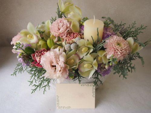 花ギフト|フラワーギフト|誕生日 花|カノシェ話題|スタンド花|ウエディングブーケ|花束|花屋|52709