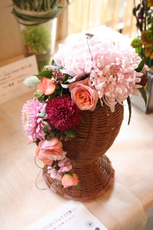 花ギフト|フラワーギフト|誕生日 花|カノシェ話題|スタンド花|ウエディングブーケ|花束|花屋|IMG_0998