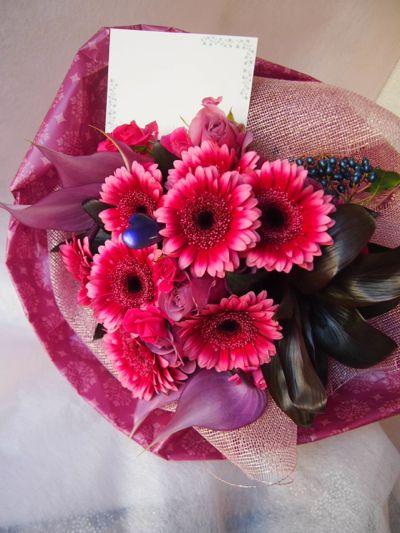花ギフト|フラワーギフト|誕生日 花|カノシェ話題|スタンド花|ウエディングブーケ|花束|花屋|37130