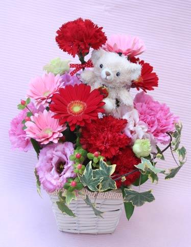 花ギフト|フラワーギフト|誕生日 花|カノシェ話題|スタンド花|ウエディングブーケ|花束|花屋|2015_m_a_1
