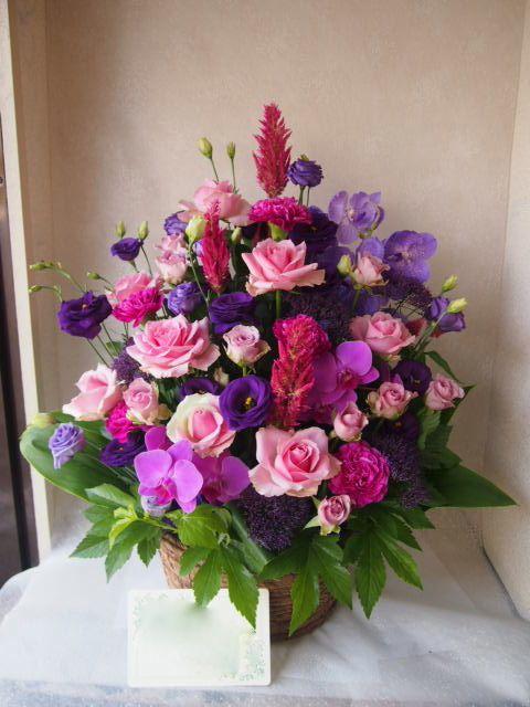 花ギフト|フラワーギフト|誕生日 花|カノシェ話題|スタンド花|ウエディングブーケ|花束|花屋|49613