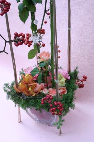 花ギフト|フラワーギフト|誕生日 花|カノシェ話題|スタンド花|ウエディングブーケ|花束|花屋|sawako-wed2