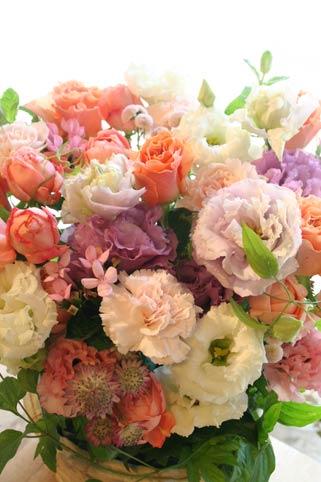 花ギフト|フラワーギフト|誕生日 花|カノシェ話題|スタンド花|ウエディングブーケ|花束|花屋|IMG_0550