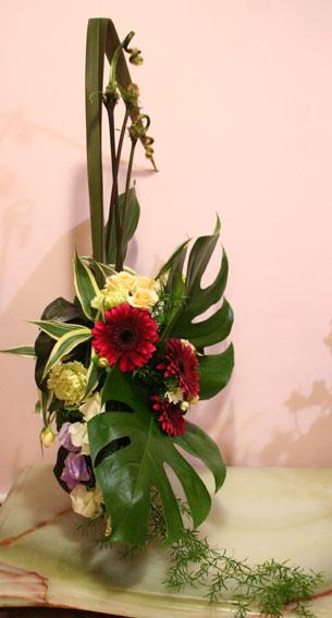 花ギフト|フラワーギフト|誕生日 花|カノシェ話題|スタンド花|ウエディングブーケ|花束|花屋|IMG_2499