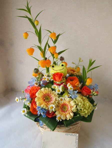 花ギフト|フラワーギフト|誕生日 花|カノシェ話題|スタンド花|ウエディングブーケ|花束|花屋|54096
