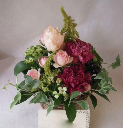 花ギフト|フラワーギフト|誕生日 花|カノシェ話題|スタンド花|ウエディングブーケ|花束|花屋|42587