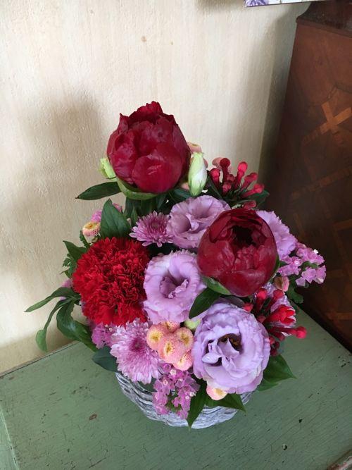 花ギフト|フラワーギフト|誕生日 花|カノシェ話題|スタンド花|ウエディングブーケ|花束|花屋|IMG_1082