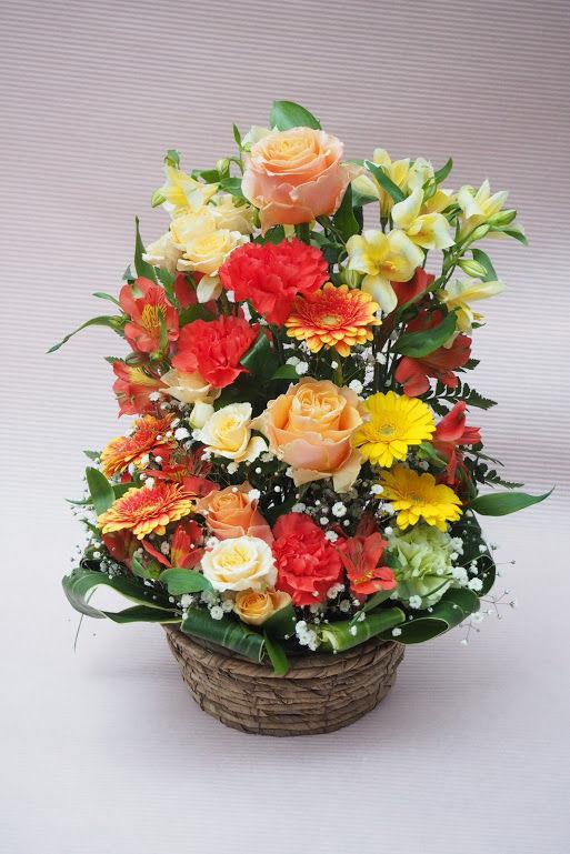 花ギフト|フラワーギフト|誕生日 花|カノシェ話題|スタンド花|ウエディングブーケ|花束|花屋|hanayaka_a_n2