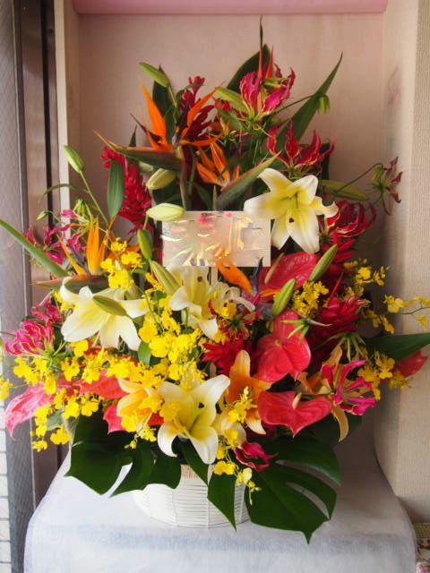 花ギフト|フラワーギフト|誕生日 花|カノシェ話題|スタンド花|ウエディングブーケ|花束|花屋|40838