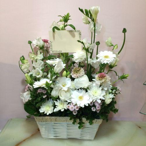 花ギフト|フラワーギフト|誕生日 花|カノシェ話題|スタンド花|ウエディングブーケ|花束|花屋|IMG_9234