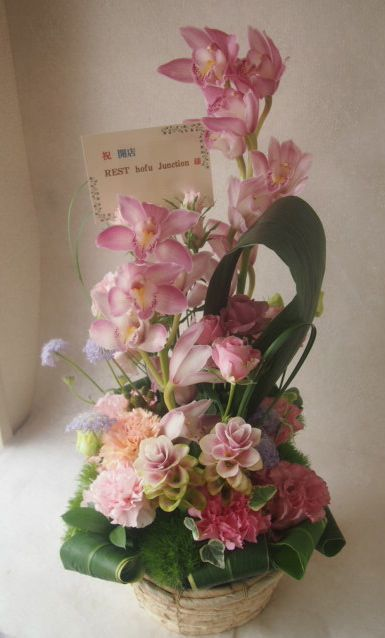 花ギフト|フラワーギフト|誕生日 花|カノシェ話題|スタンド花|ウエディングブーケ|花束|花屋|48296