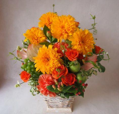 花ギフト|フラワーギフト|誕生日 花|カノシェ話題|スタンド花|ウエディングブーケ|花束|花屋|41316