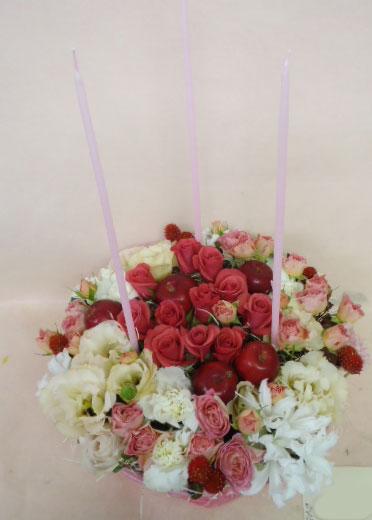 花ギフト|フラワーギフト|誕生日 花|カノシェ話題|スタンド花|ウエディングブーケ|花束|花屋|さや ケーキ