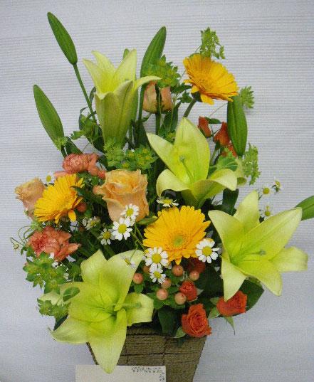 花ギフト|フラワーギフト|誕生日 花|カノシェ話題|スタンド花|ウエディングブーケ|花束|花屋|2-ayumi
