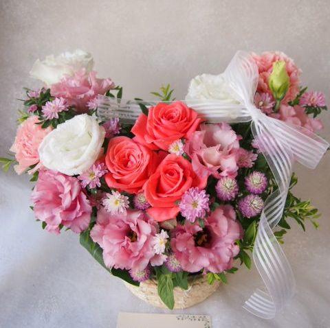 花ギフト|フラワーギフト|誕生日 花|カノシェ話題|スタンド花|ウエディングブーケ|花束|花屋|58193