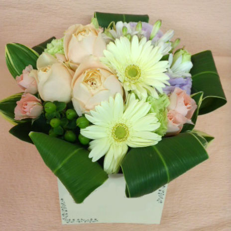花ギフト|フラワーギフト|誕生日 花|カノシェ話題|スタンド花|ウエディングブーケ|花束|花屋|りえ