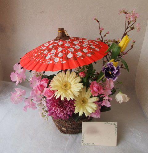 花ギフト|フラワーギフト|誕生日 花|カノシェ話題|スタンド花|ウエディングブーケ|花束|花屋|54282