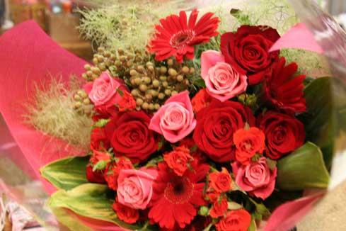 花ギフト|フラワーギフト|誕生日 花|カノシェ話題|スタンド花|ウエディングブーケ|花束|花屋|オスカー
