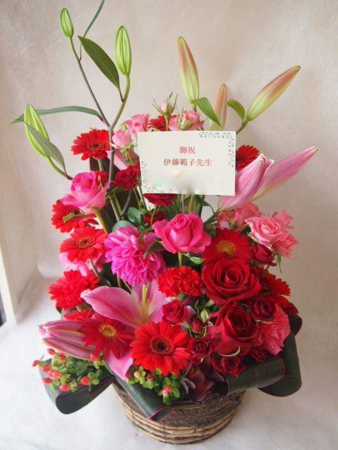 花ギフト|フラワーギフト|誕生日 花|カノシェ話題|スタンド花|ウエディングブーケ|花束|花屋|47486