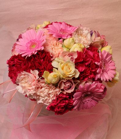 花ギフト|フラワーギフト|誕生日 花|カノシェ話題|スタンド花|ウエディングブーケ|花束|花屋|IMG_0177