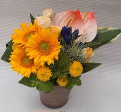 花ギフト|フラワーギフト|誕生日 花|カノシェ話題|スタンド花|ウエディングブーケ|花束|花屋|P6225641