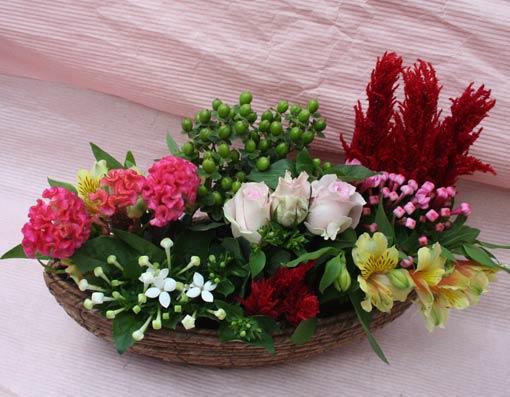 花ギフト|フラワーギフト|誕生日 花|カノシェ話題|スタンド花|ウエディングブーケ|花束|花屋|ゆのさんケイトウ