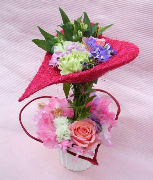 花ギフト|フラワーギフト|誕生日 花|カノシェ話題|スタンド花|ウエディングブーケ|花束|花屋|IMG_0736