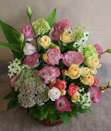 花ギフト|フラワーギフト|誕生日 花|カノシェ話題|スタンド花|ウエディングブーケ|花束|花屋|29omimai