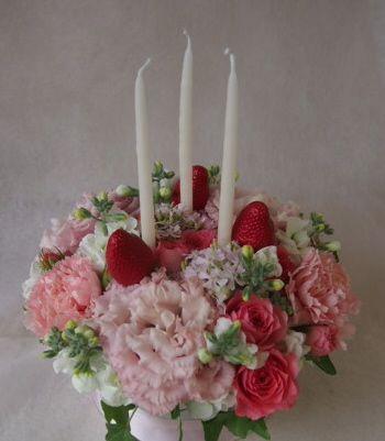 花ギフト|フラワーギフト|誕生日 花|カノシェ話題|スタンド花|ウエディングブーケ|花束|花屋|44044
