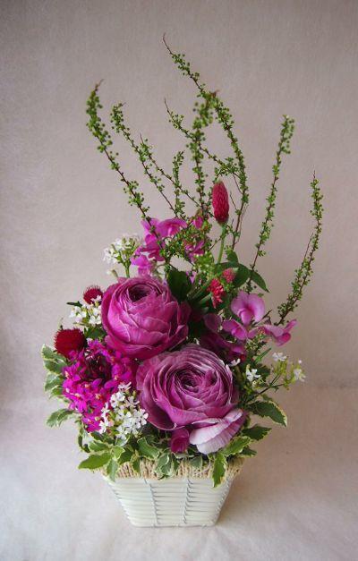 花ギフト|フラワーギフト|誕生日 花|カノシェ話題|スタンド花|ウエディングブーケ|花束|花屋|28301