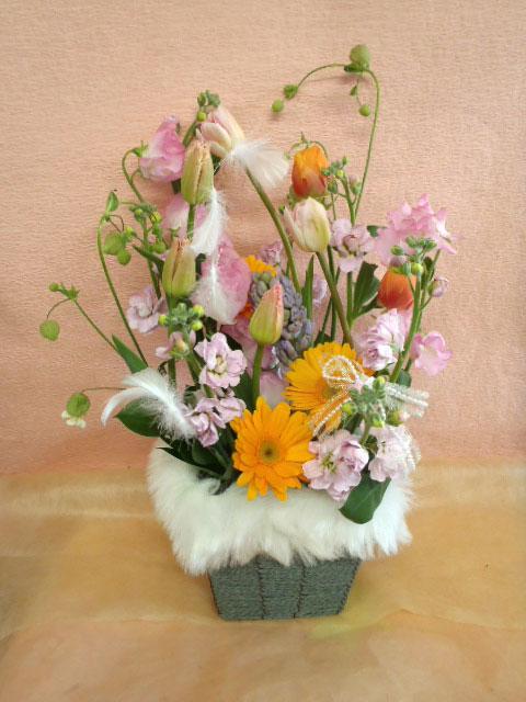 花ギフト|フラワーギフト|誕生日 花|カノシェ話題|スタンド花|ウエディングブーケ|花束|花屋|femi