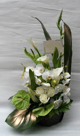 花ギフト|フラワーギフト|誕生日 花|カノシェ話題|スタンド花|ウエディングブーケ|花束|花屋|IMG_0535