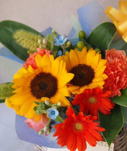 花ギフト|フラワーギフト|誕生日 花|カノシェ話題|スタンド花|ウエディングブーケ|花束|花屋|56528
