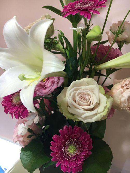 花ギフト|フラワーギフト|誕生日 花|カノシェ話題|スタンド花|ウエディングブーケ|花束|花屋|IMG_1507