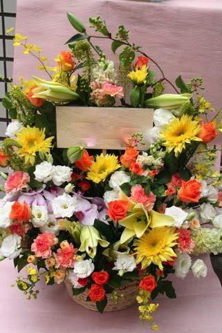 花ギフト|フラワーギフト|誕生日 花|カノシェ話題|スタンド花|ウエディングブーケ|花束|花屋|526