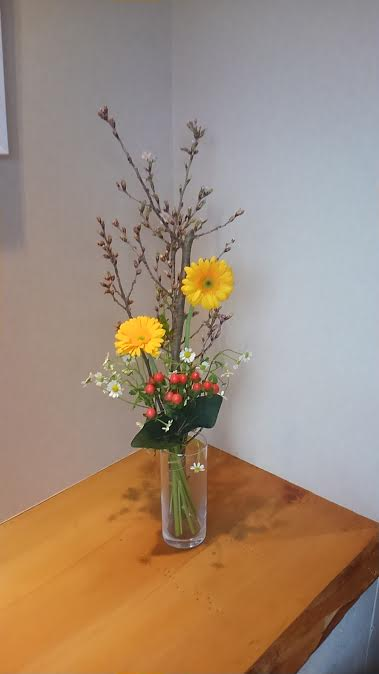 花ギフト|フラワーギフト|誕生日 花|カノシェ話題|スタンド花|ウエディングブーケ|花束|花屋|米山さん 桜