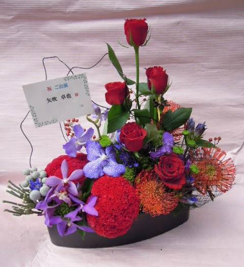 花ギフト|フラワーギフト|誕生日 花|カノシェ話題|スタンド花|ウエディングブーケ|花束|花屋|モンスター