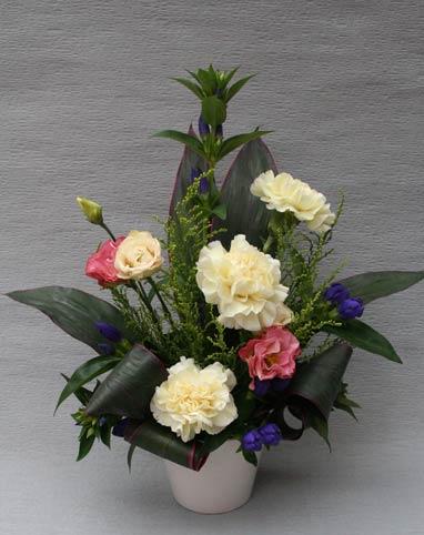 花ギフト|フラワーギフト|誕生日 花|カノシェ話題|スタンド花|ウエディングブーケ|花束|花屋|IMG_8627