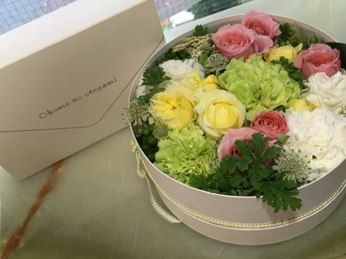 花ギフト|フラワーギフト|誕生日 花|カノシェ話題|スタンド花|ウエディングブーケ|花束|花屋|IMG_0882