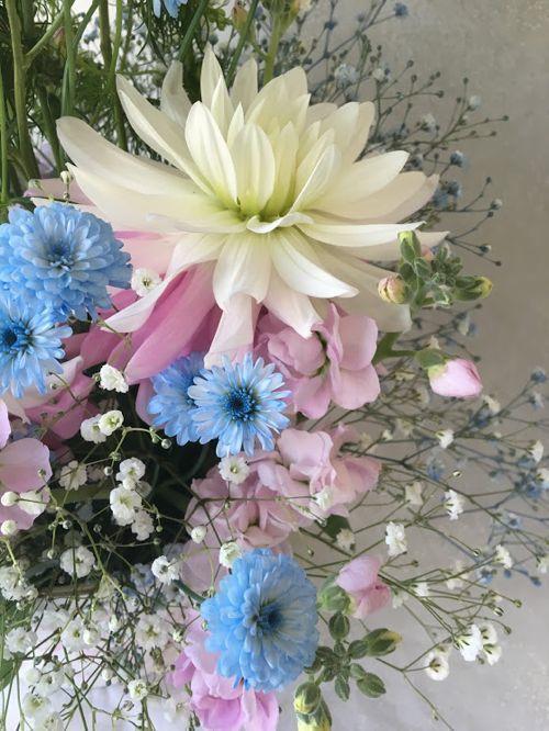 花ギフト|フラワーギフト|誕生日 花|カノシェ話題|スタンド花|ウエディングブーケ|花束|花屋|IMG_1310