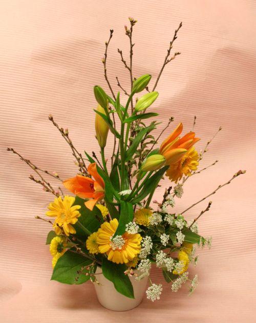 花ギフト|フラワーギフト|誕生日 花|カノシェ話題|スタンド花|ウエディングブーケ|花束|花屋|IMG_0723