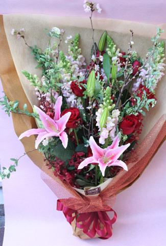 花ギフト|フラワーギフト|誕生日 花|カノシェ話題|スタンド花|ウエディングブーケ|花束|花屋|t3