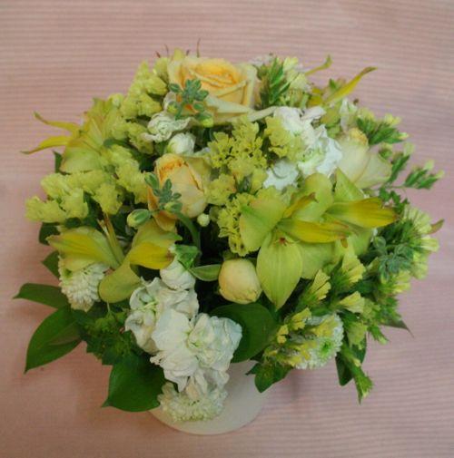 花ギフト|フラワーギフト|誕生日 花|カノシェ話題|スタンド花|ウエディングブーケ|花束|花屋|IMG_0807