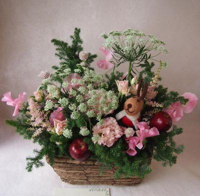 花ギフト|フラワーギフト|誕生日 花|カノシェ話題|スタンド花|ウエディングブーケ|花束|花屋|37337