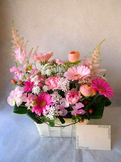 花ギフト|フラワーギフト|誕生日 花|カノシェ話題|スタンド花|ウエディングブーケ|花束|花屋|54567