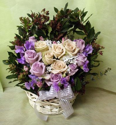 花ギフト フラワーギフト 誕生日 花 カノシェ話題 スタンド花 ウエディングブーケ 花束 花屋 オーシャン
