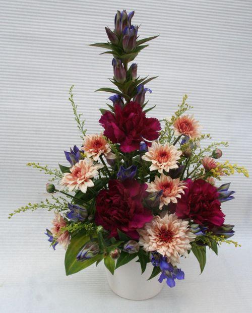 花ギフト|フラワーギフト|誕生日 花|カノシェ話題|スタンド花|ウエディングブーケ|花束|花屋|IMG_1902