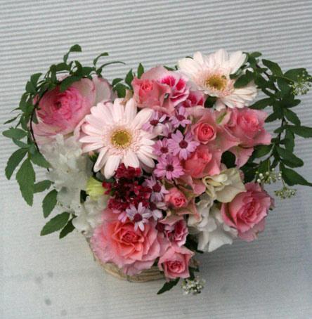 花ギフト|フラワーギフト|誕生日 花|カノシェ話題|スタンド花|ウエディングブーケ|花束|花屋|IMG_2597